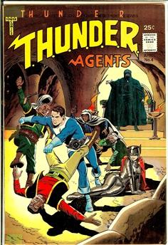 Thunder Agents #4