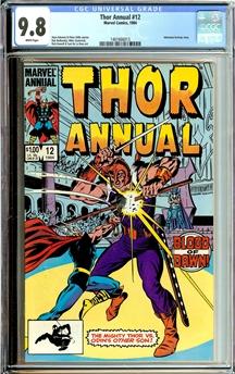 Thor Annual #12