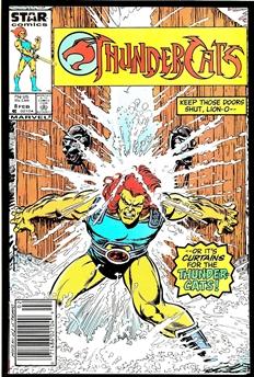 Thundercats #8