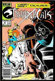 Thundercats #20