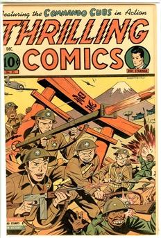 Thrilling Comics #51