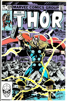 Thor #329