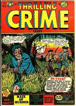 Thrilling Crime Cases #45