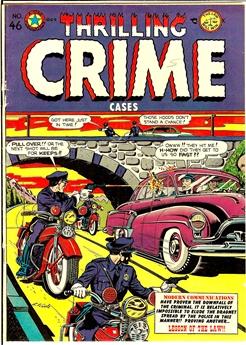 Thrilling Crime Cases #46