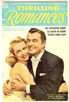 Thrilling Romances #15