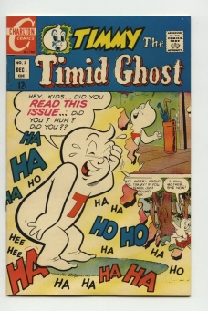 Timmy the Timid Ghost (Vol 2) #2