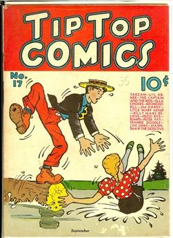 Tip Top Comics #17