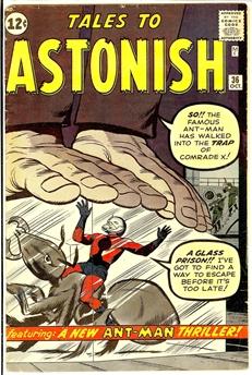Tales to Astonish #36