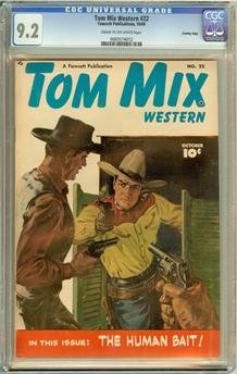 Tom Mix Western #22