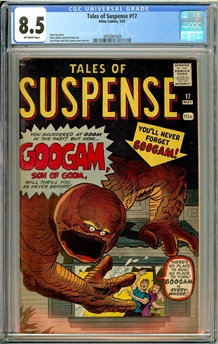 Tales of Suspense #17