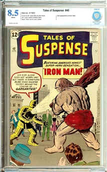 Tales of Suspense #40