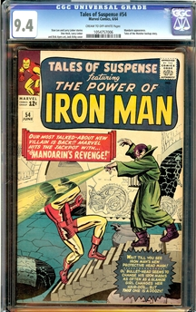 Tales of Suspense #54