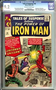 Tales of Suspense #56