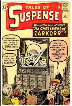 Tales of Suspense #35