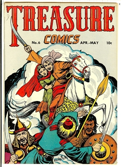 Treasure Comics #6