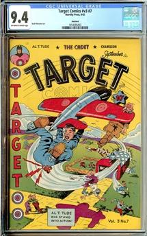 Target Comics V3 #7