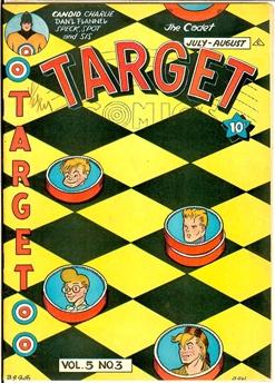Target Comics V5 #3