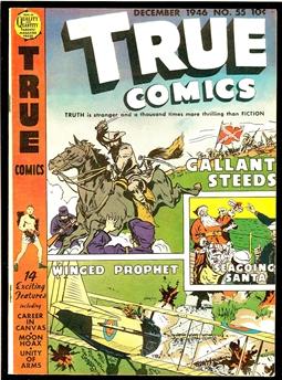 True Comics #55