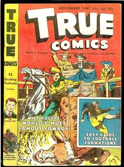 True Comics #66