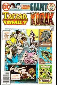 Tarzan Family #62