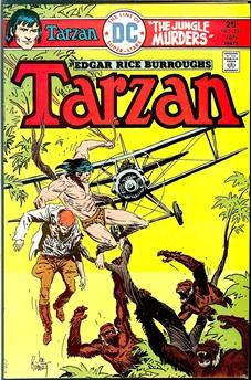 Tarzan #245