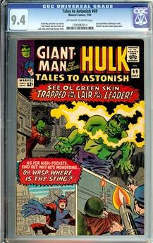 Tales to Astonish #69