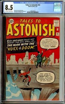 Tales to Astonish #42