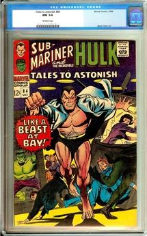 Tales to Astonish #84