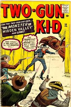 Two-Gun Kid #58