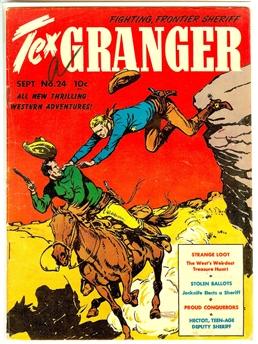 Tex Granger #24