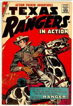 Texas Rangers in Action #10