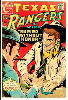 Texas Rangers in Action #69