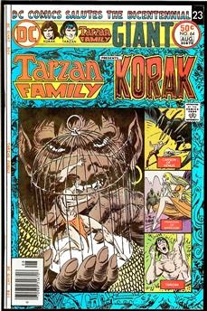 Tarzan Family #64