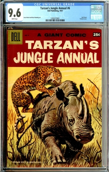 Tarzan's Jungle Annual #6