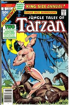Tarzan Annual #1