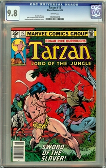 Tarzan #15