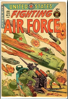 U.S. Fighting Air Force #25