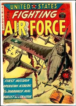 U.S. Fighting Air Force #6