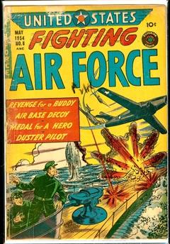 U.S. Fighting Air Force #8