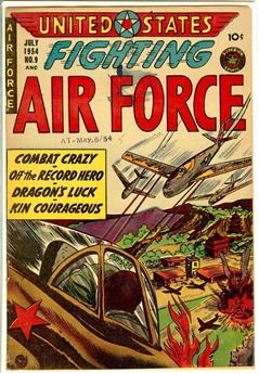 U.S. Fighting Air Force #9