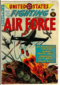 U.S. Fighting Air Force #4