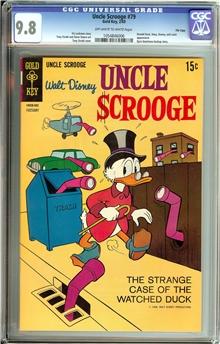 Uncle Scrooge #79
