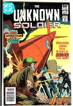 Unknown Soldier #257
