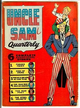 Uncle Sam #1