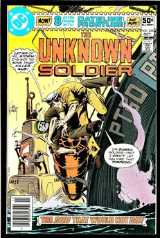 Unknown Soldier #244