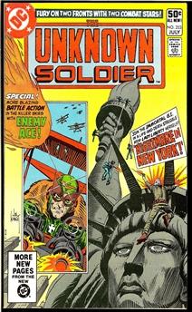 Unknown Soldier #253