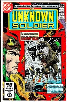 Unknown Soldier #252
