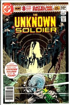 Unknown Soldier #245