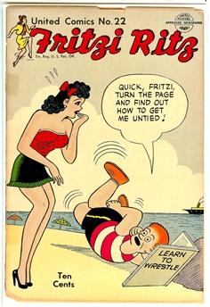 United Comics #22