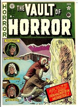 Vault of Horror #22